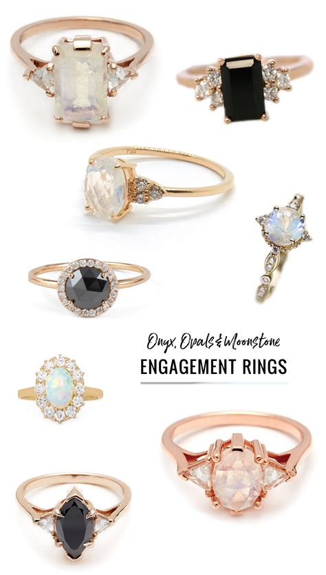Alternative Engagement Rings by Ditch The Alternative Engagement Rings Featuring