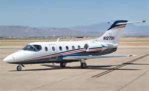 Private air charter beechjet 400 with execflyer