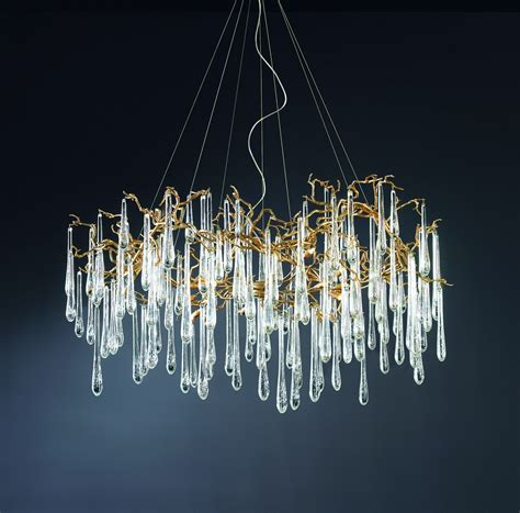 Nature Chandelier Organic Lighting Chandeliers Inspired By Nature