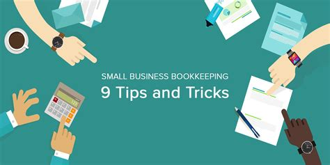 tips and tricks small business bookkeeping 9 tips and tricks community tax