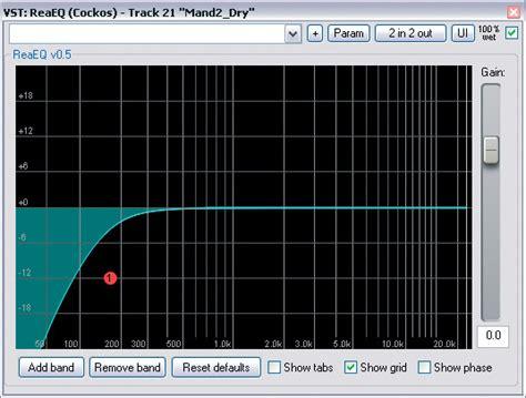 high pass filter bass drum crafting loud mixes that sound great