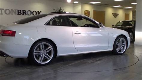 Audi 4 2 V8 by Lawton Brook Audi S5 4 2 V8 Coupe Quattro Auto For