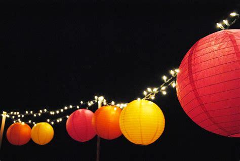 paper lantern on paper lanterns