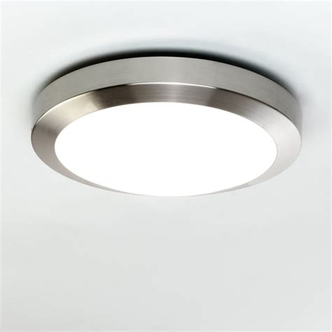 Bathroom Ceiling Light Astro Lighting Dakota 300 0674 Brushed Nickel Bathroom