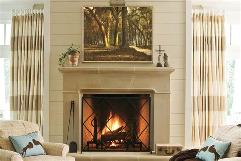 southern living fireplaces 25 cozy ideas for fireplace mantels southern living