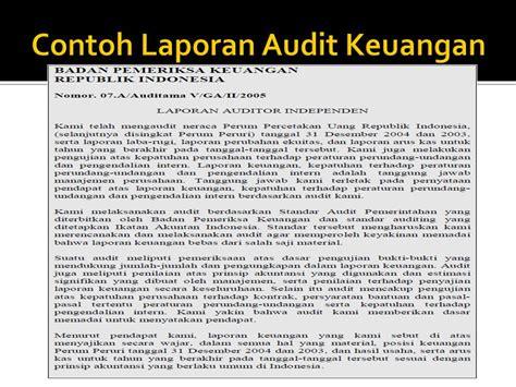 format laporan audit operasional pelaporan dan tindak lanjut hasil audit ppt download