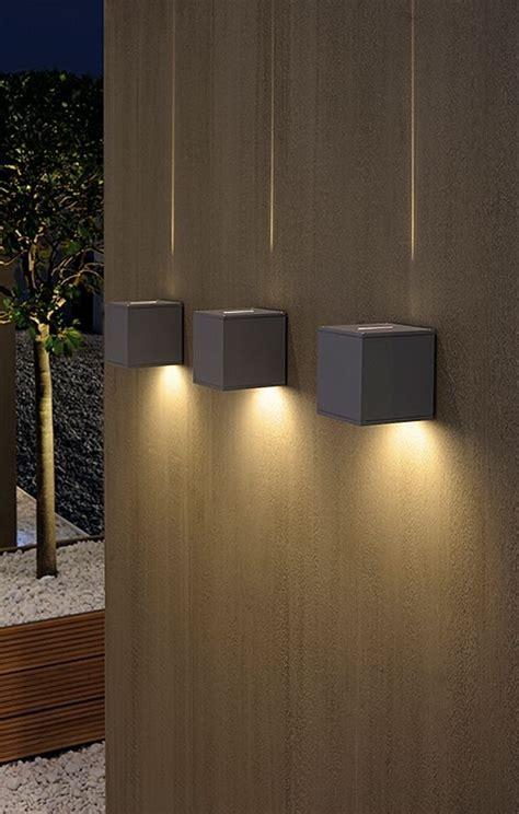 wall accent lighting best 25 fence lighting ideas on solar lights