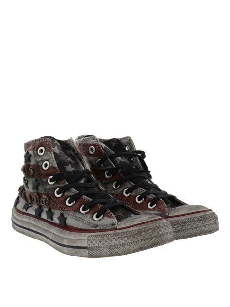 Converse Limited Edition Trainers For Product by Studded America Sneakers By Converse Limited Edition