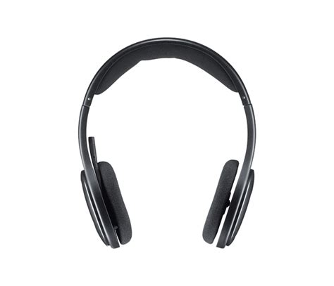Headset Bluetooth Logitech logitech wireless headset h800