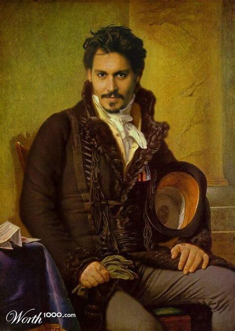 renaissance paintings  modern celebrities  pics
