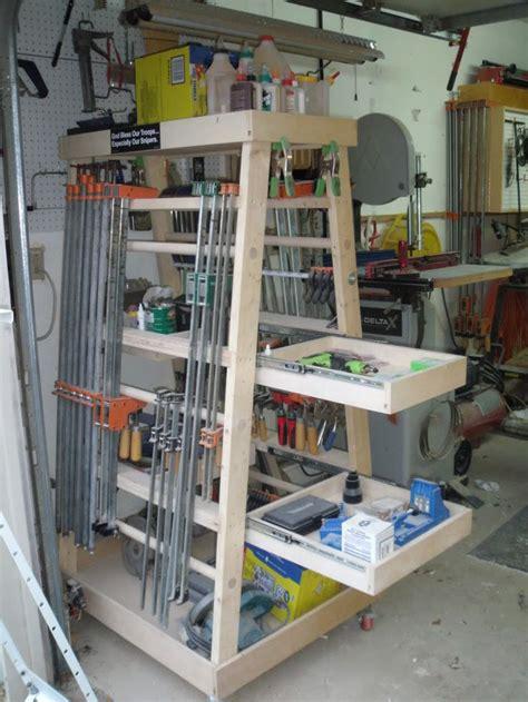 for the workshop material storage on pinterest lumber storage 87 best images about workshop cl storage on pinterest