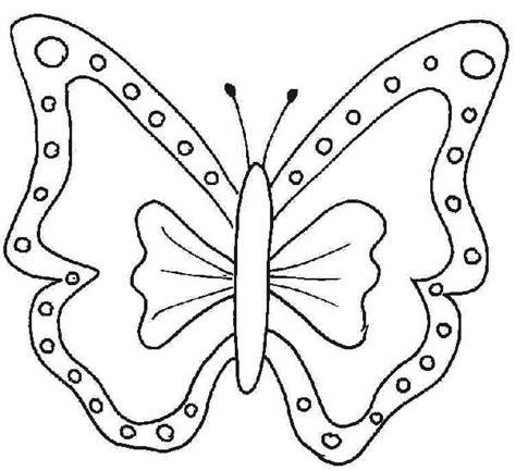 plantillas de mariposas para pintar en pared imagui dibujos de mariposas para colorear