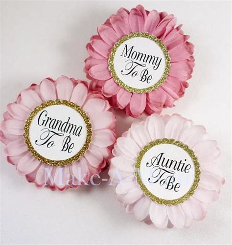 Baby Shower Pins Corsages by Best 25 Baby Corsage Ideas On Baby Shower Pin