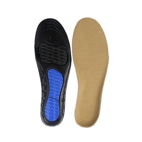 Maxx Comfort Mens by Ener Gel Work Cushion Maxx Insoles Large S 10 14