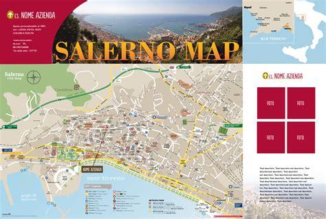 di salerno mappa di salerno cartina centro storico di salerno