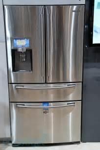 Electrolux French Door Fridge - samsung apresenta geladeira com wi fi twitter e pandora not 237 cias techtudo