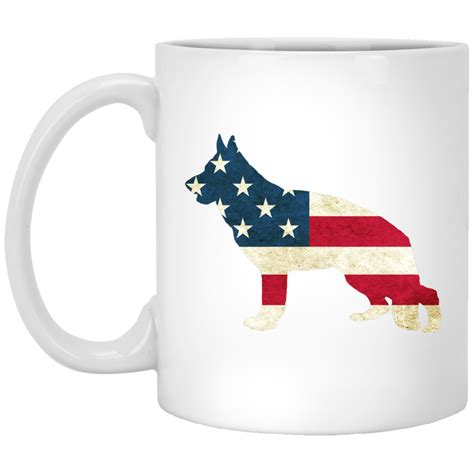 top pet gifts usa flag german shepherd mug top pet gifts