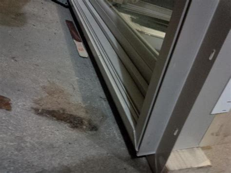 Patio Door Sill by Replacement Patio Door Threshold Issue Doityourself