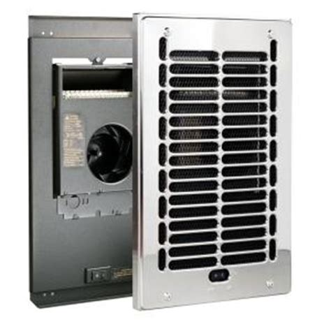 thermador bathroom wall heater cadet rbf series 1000 watt 120 volt electric fan forced in