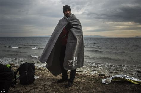 a more powerful than the sea one refugee s story of loss and survival books refugee parents hold their children above the waves as