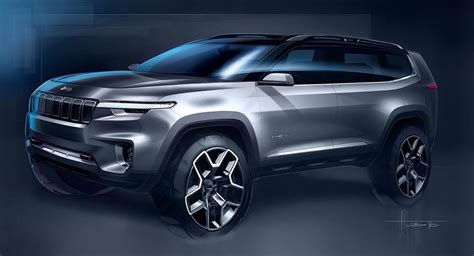 Jeep Concept Car Jeep S New Yuntu Suv Concept For Shanghai Show Will Seat Seven