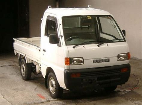 Suzuki Carry 4wd Suzuki Carry Truck 4wd 1997 Used For Sale