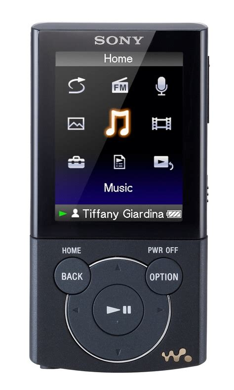 Sony As Series sony announces new walkman e series mp3 player