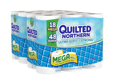Quilted Northern 36 Jumbo Rolls by Quilted Northern Ultra Soft Strong Mega Rolls 36ct Only 17 21