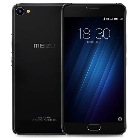Meizu U20 2 16gb Black meizu u20 black 16gb