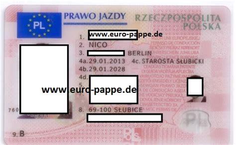 Eu F Hrerschein Motorrad Kaufen by Eu F 252 Hrerschein In Polen Ohne Mpu Eu Fahrschule Bei