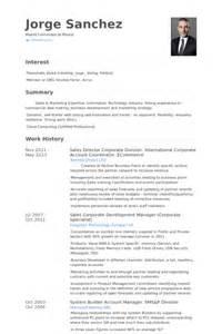 corporate resume sles account coordinator resume sles visualcv resume