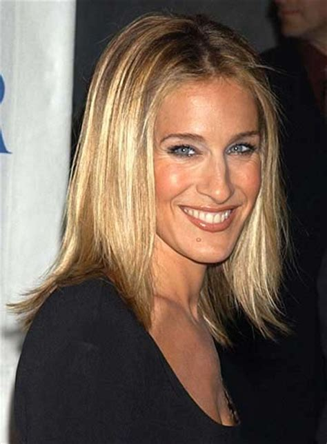 sarah jessica parker hairstyle