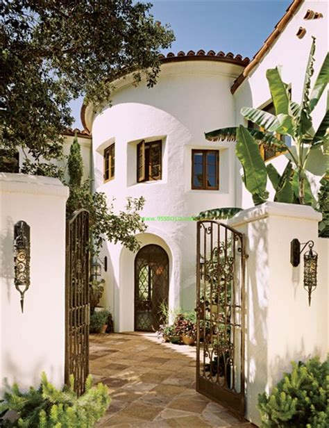 spanish colonial revival spanish style homes