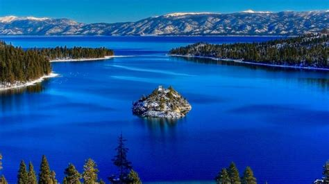lake tahoe images lake tahoe gained 8 7 billion gallons of water in just 2 days