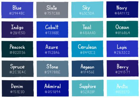 Color Code For Midnight Blue by Die Zeitlose Modefarbe Blau Im Fokus Beautytipps Ch
