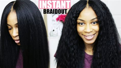 how to make kanekalon hair curly how to make synthetic hair wavy braid out on kinky