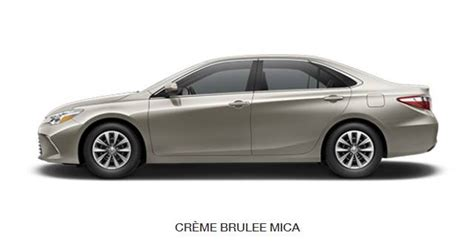 Toyota Camry Creme Brulee 2015 Toyota Camry Review Price Colors Pictures Mpg