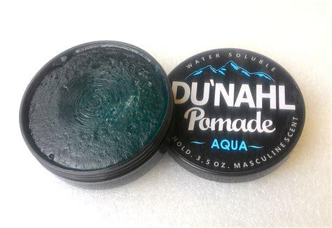 Pomade Dunahl du nahl pomade aqua