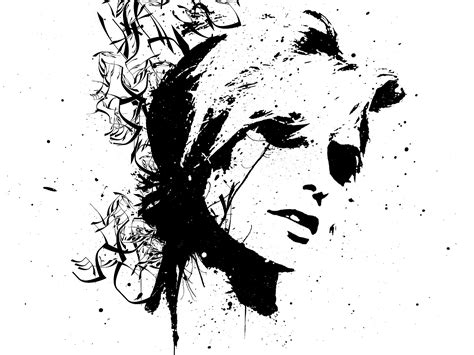 sketchbook hitam арт алекса черри artworks by alex cherry 200 работ
