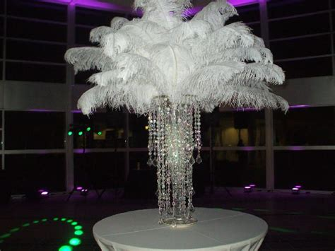 Pin By Brittney Tuttle On Dream Wedding Pinterest Ostrich Feather Centerpieces For Rent