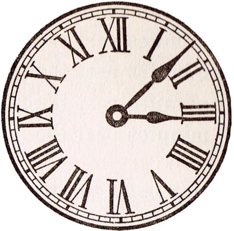 printable grandfather clock face antique clock face graphics from school book antique