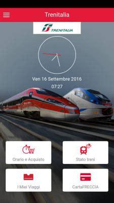 trenitalia tempo reale mobile orari trenitalia tempo reale orari treni ufficiali