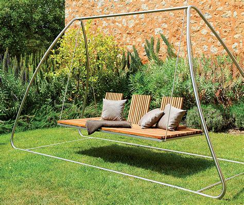 offerte dondoli da giardino 30 modelli di dondoli da giardino moderni mondodesign it