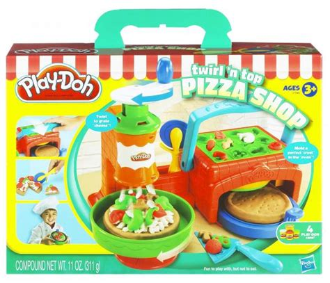 Play Doh Pizza Set 2011 uk top toys and family