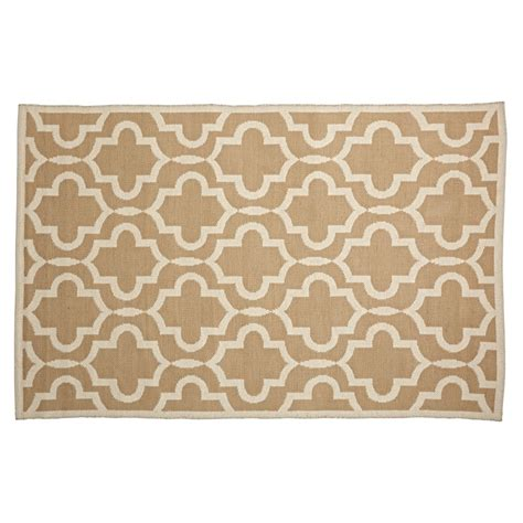 Fretwork Rug by Khaki Fretwork Rug The Land Of Nod