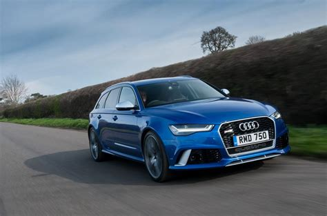 Audi R6 Price by Audi Rs6 Avant Review 2017 Autocar