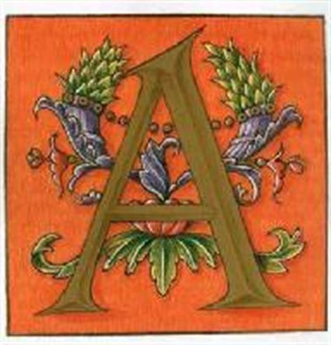 lettere gotiche da stare a come ognigiornotuttigiorni