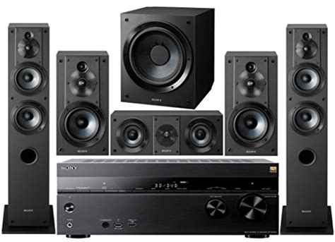 Audio Home Theater Sony sony sony 7 2 channel 3d 4k a v surround sound multimedia home theater system price