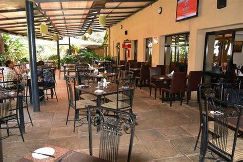 restaurants in de buurt safari destinations