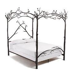 1000 Images About For The Home On Pinterest Tree Bed Forest Canopy Bed Frame
